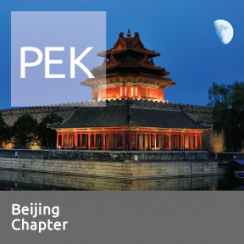 Beijing Chapter Banner