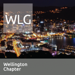 Wellington Chapter Banner