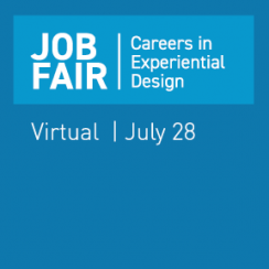 Join us for our first ever Job Fair!