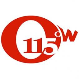115 Degrees West, LLC Logo