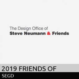 2019 Friends of SEGD - Design Office of Steve Neumann & Friends