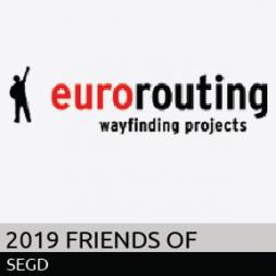 2019 Friends of SEGD - Eurorouting