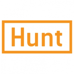 Hunt Design Logo