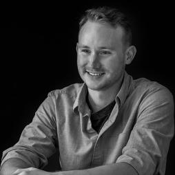 Ben Stalker, Designer at Infinite Scale, Salt Lake City, Utah.