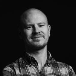 Christian Lindqvist, Creative Director and Communication Strategist, Visual Art