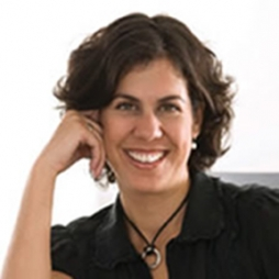 Photograph of Claudia Boggio