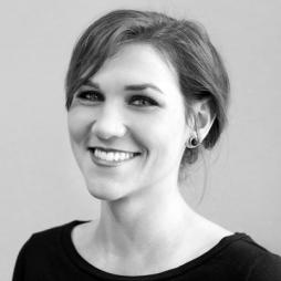 Grania Frueh, Environmental Graphic Designer, BHDP, Cincinnati, Ohio