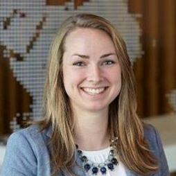 Hannah Olin, Environmental Graphic Designer at Gensler in Washington DC