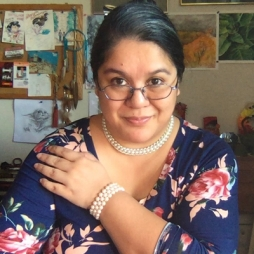 Nadia Adona, SEGD Member Services Associate/Webmaster, Washington DC