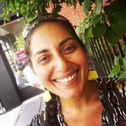 Sara Shabaka is a partner at Coen Shabaka Design in Brooklyn, New York