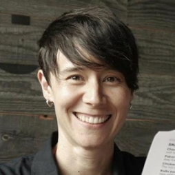 Danielle Lindsay-Chung is an Environmental Graphic Designer at Uber in San Francisco