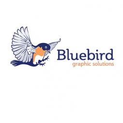 Bluebird Graphic Solutions Logo
