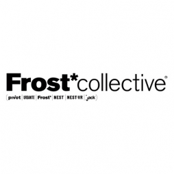 Frost*collective logo, Sydney, Australia