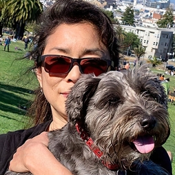 Tracy Tsutsumoto is a graphic designer who leverages customer centered service and extensive design knowledge and experience to create concepts that encompass whole systems in print and web.