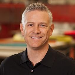 Patrick Angelel, Principal at CREO Industrial Arts