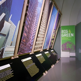 Big & Green, David Gissen, Curator National Building Museum, Pure + Applied & James Hicks