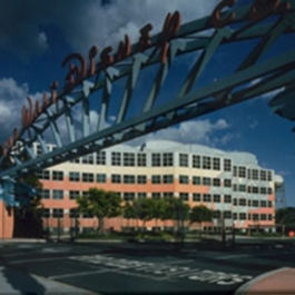 Frank G. Wells Building, Walt Disney Imagineering Corporate Real Estate, Venturi, Scott Brown & Associates, HKS Architects