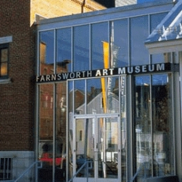 Farnsworth Art Museum, Arrowstreet Graphic Design