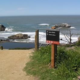 Golden Gates, Golden Gates National Parks Conservancy, Hunt Design