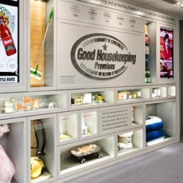 Good Housekeeping Institute Exhibit, Hearst Corporation, C&G Partners