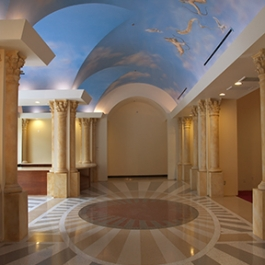 Guadalupe Wedding Chapel, Marie & Julliano Morchon, Romero Thorsen Design