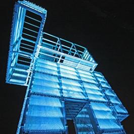 Indemann Observation Tower, GWS, Maurer United Architects