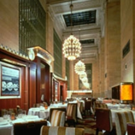 Michael Jordan's The Steakhouse, Michael Jordan/Peter & Penny Glazier, Rockwell Group