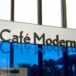The Modern Art Museum of Fort Worth, Pentagram