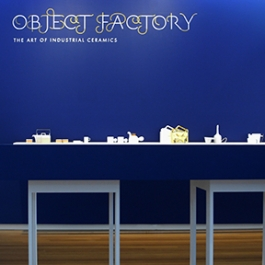 Object Factory: The Art of Industrial Ceramics, Museum of Arts and Design, Wendy Evans Joseph Architecture
