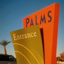 Palms Casino Resort, Maloof Companies, Sussman/Prejza & Co.