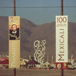 Pavarotti Concert, Patronato Centenario Di Mexicali, Doron Gazit