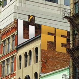 Scrabble on the Cincinnati Skyline, Mike Ruehlman, University of Cincinnati College of Design, Architecture, Art, and Planning