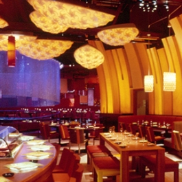 SushiSamba Rio, Shimon Bokovza, Danielle Billera, Mathew Johnson, Rockwell Group