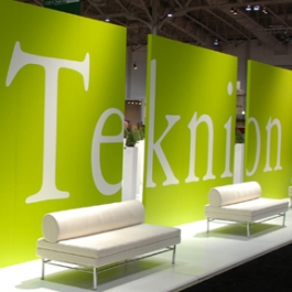 Teknion IIDEX Exhibit 2006, Vanderbyl Design
