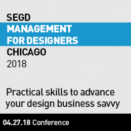 2018 Management for Designers
