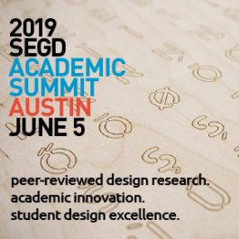 2019 SEGD Academic Summit Austin Banner