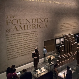 Smithsonian Institution's National Museum of African American History and Culture