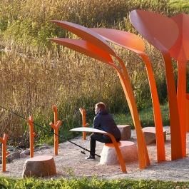 Anglers' Seats