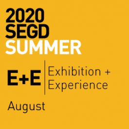 Register for the SEGD 2020 Exhibition and Experience Design Event