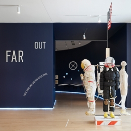 Far Out: Suits, Habs, and Labs for Outer Space