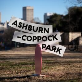 Memphis River Parks Signage