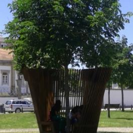 Vase Public Installation