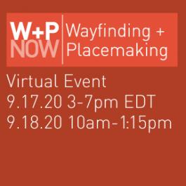 2020 SEGD Wayfinding & Placemaking Event