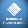 Dimensional Communications Logo, Mahwah, NJ