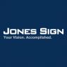 Jones Sign Logo