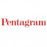 Pentagram Design Logo