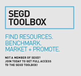 Link to the SEGD Toolbox for Members only