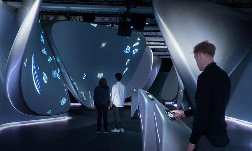 Universal Everything Zaha Hadid Architects And Samsung