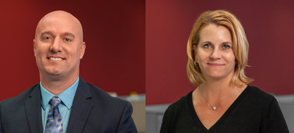 Watchfire Signs Elevates Weninger and Dines on Leadership Team (image: headshots)